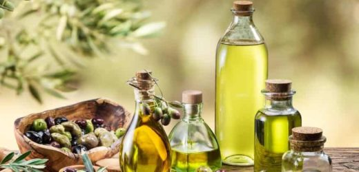 L'huile d'olive grecque
