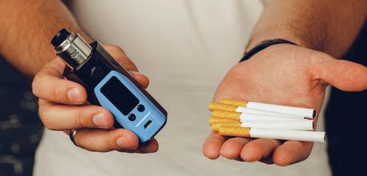 Arrêter de fumer : et si on optait pour la cigarette électronique ?