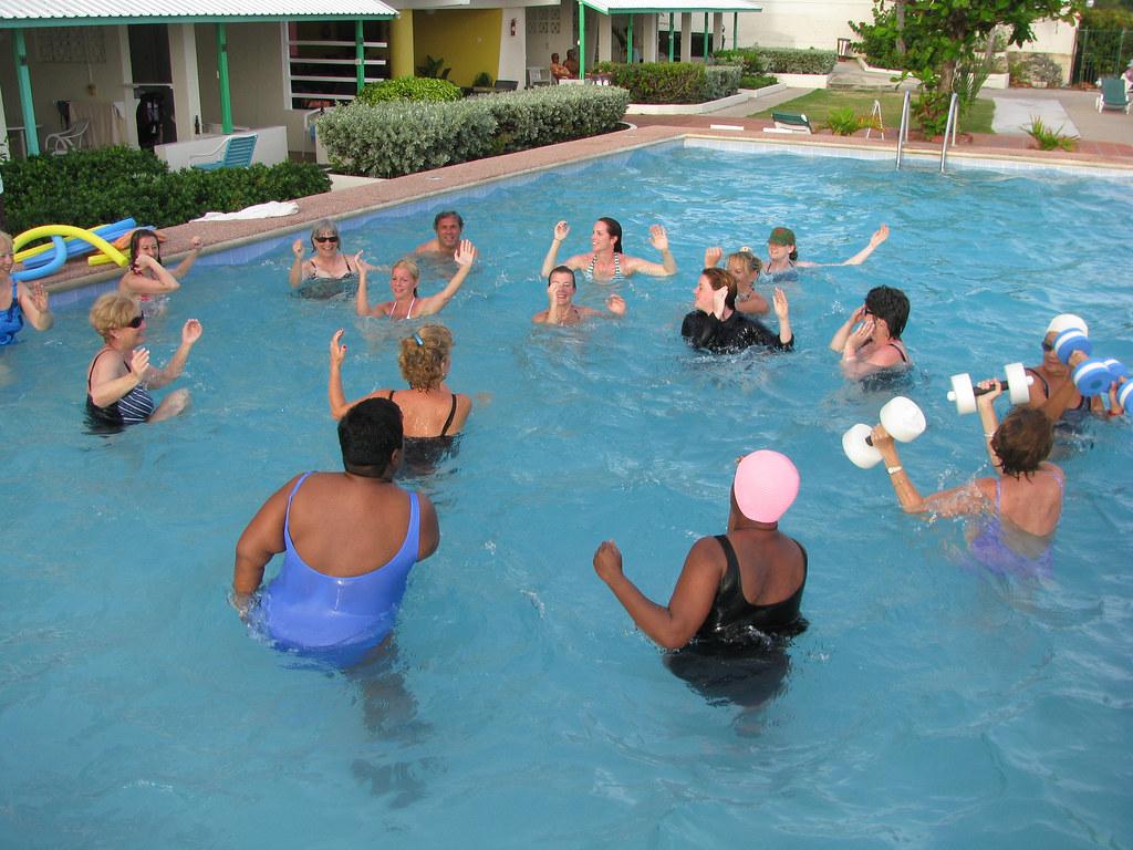 Pratiquer l'aquafitness : bon pour le corps, l'esprit et la santé