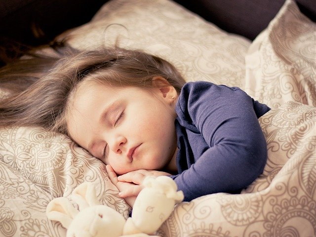 10 règles pour apaiser votre enfant avant d'aller dormir
